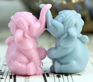 203-3-143 - Elephant Set - (7)