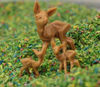 Plastic Deer-30
