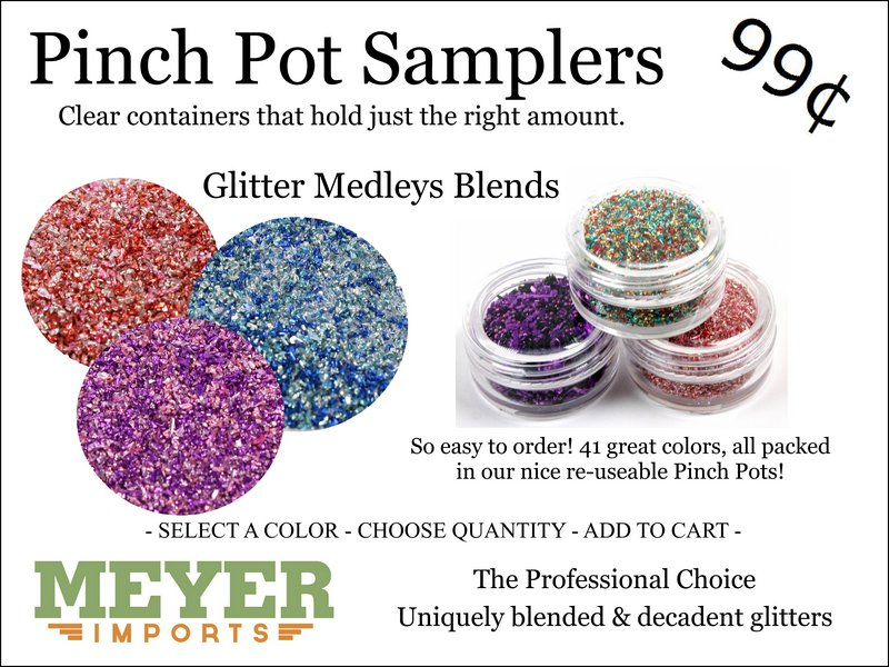 Glitter Medleys -Main Card