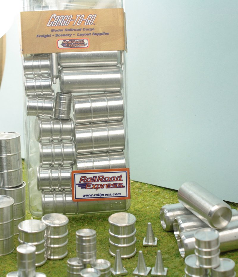 Barrel Set - O GA - Milled Aluminum - 32 Pcs - 106-0962