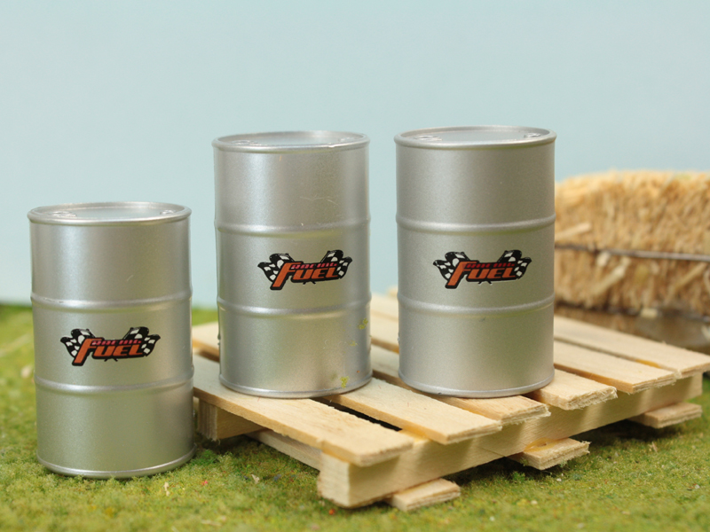 Fuel Drums on Pallet - 106-17013