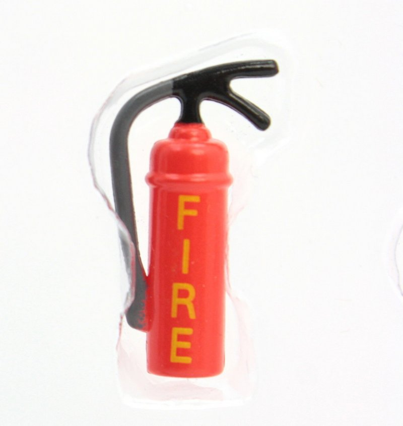 Fire Extinguishers - Construction Layout - G Scale - 106-17017