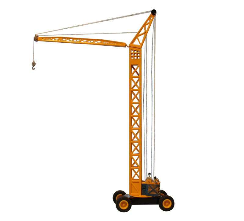 Construction Crane - Huge - 108-0483