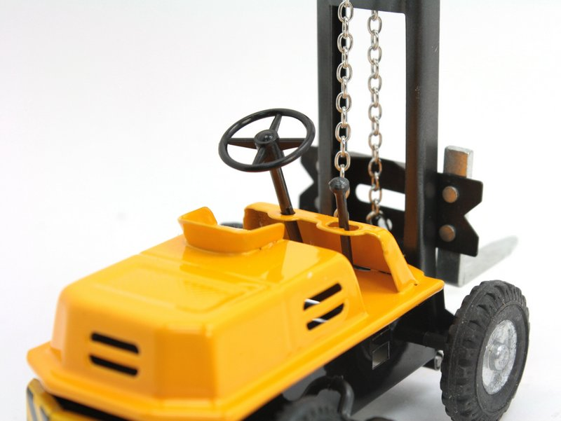 Forklift Freight Warehouse Lift - 108-0497