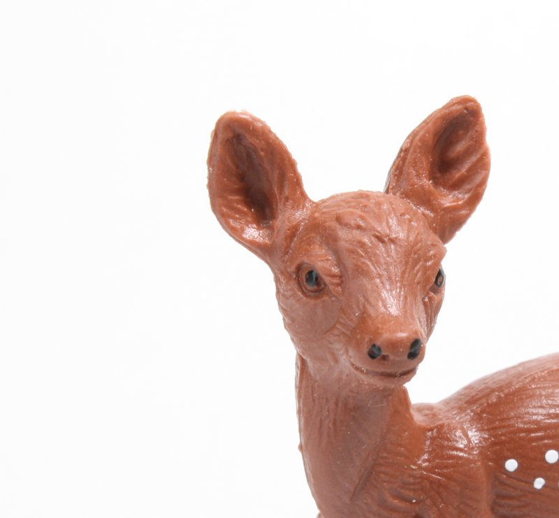"Deer - Fawn - 2"" - German - 149-0033"