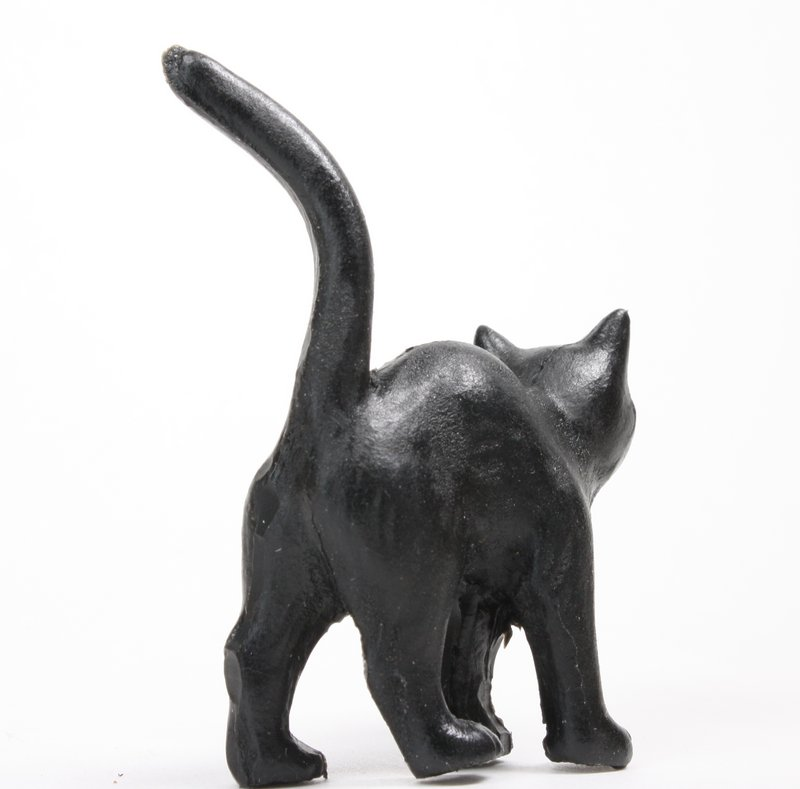 "Halloween Black Cat - 2"" - German - 149-0140"