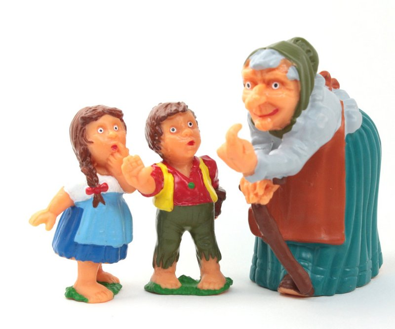 Hansel, Gretel & Witch Set - #149-0502