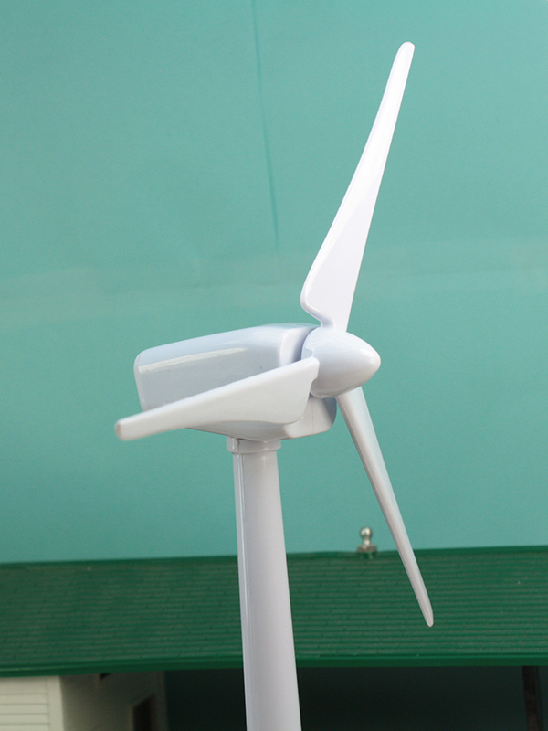 Modern Wind Turbine Windmill - Operating Accessory -  New! - 106