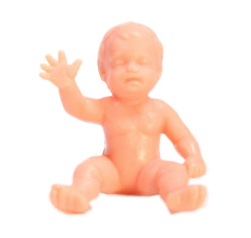 Baby - 3 Poses - 1 1/2 Tall - Set of 3 - Doll Minis - 201-145-4