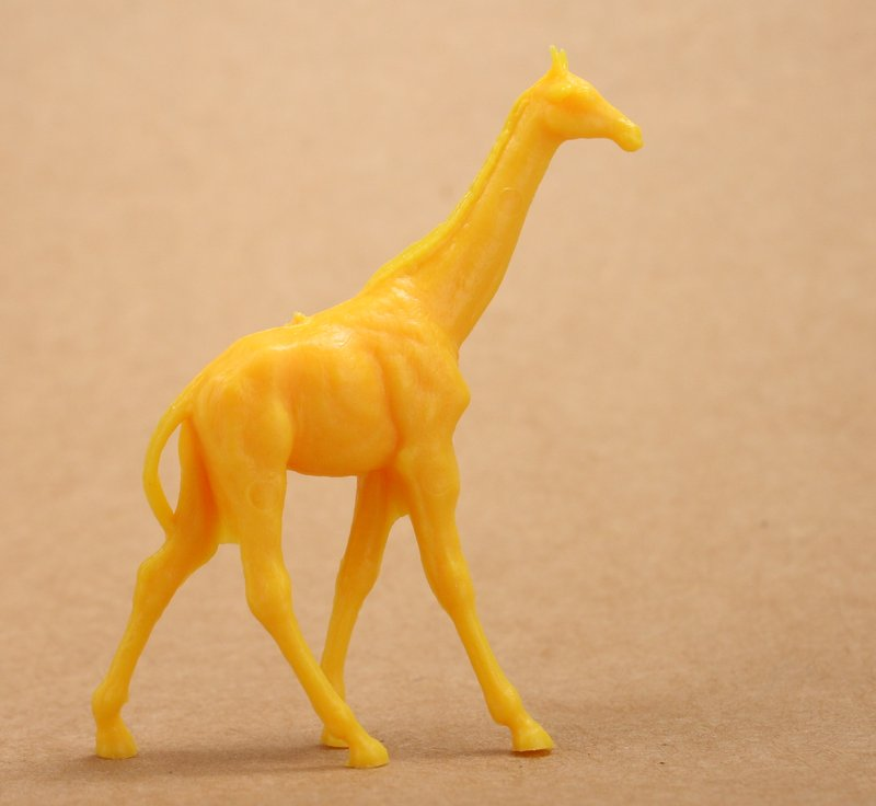 Giraffe - Large - Set of 8 - Dollhouse Minis - 201-156-5
