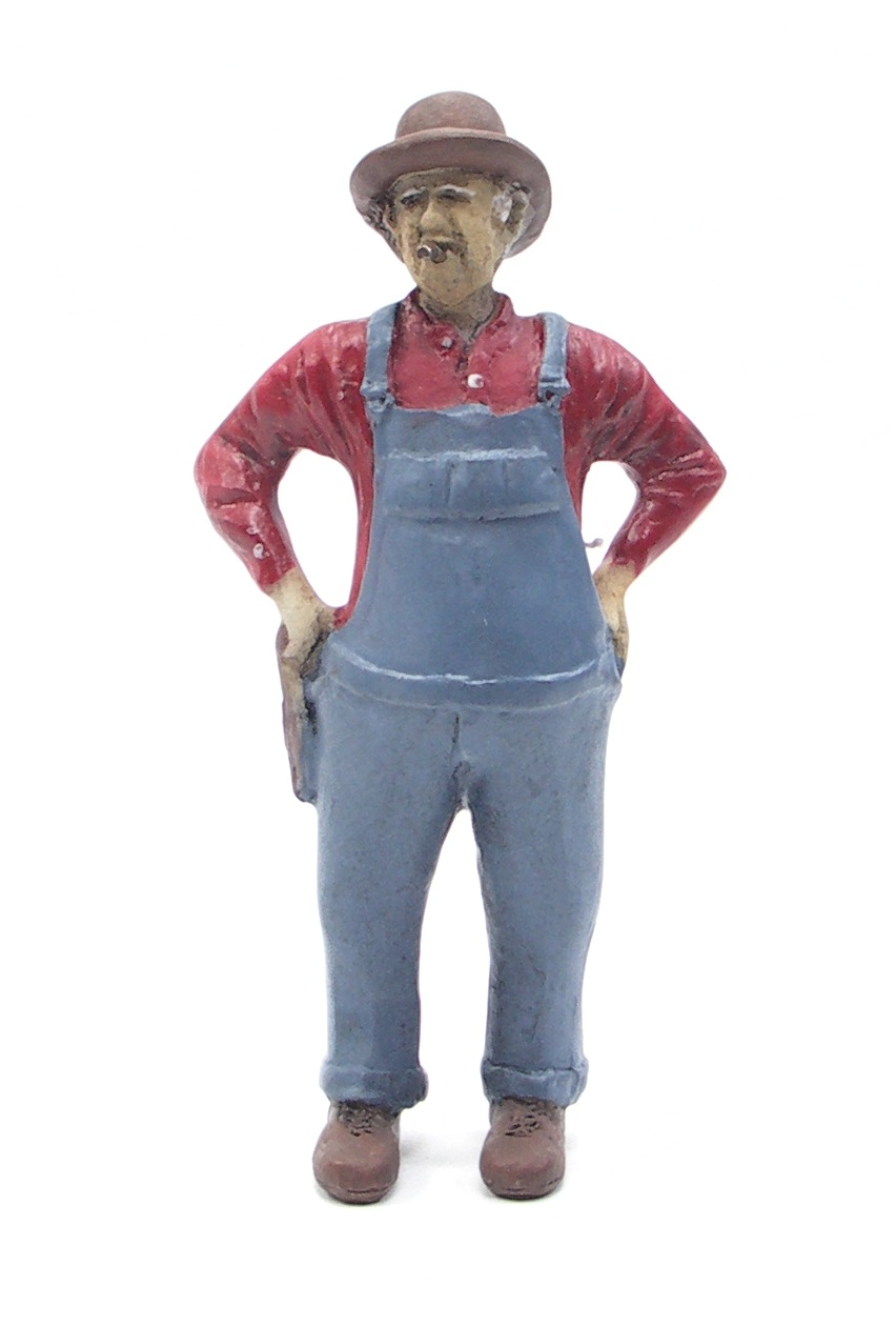 .Ben, the Railroad Hand - G Scale - 1 piece - 102-5003