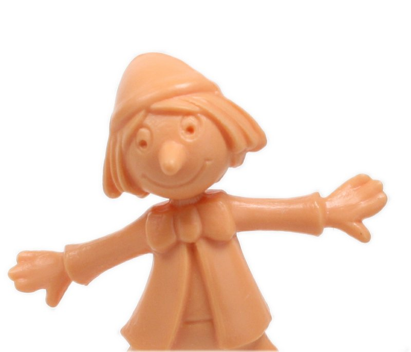 "Dancing Pinocchio - 2"" Tall - Set of 3 - #203-3-078"