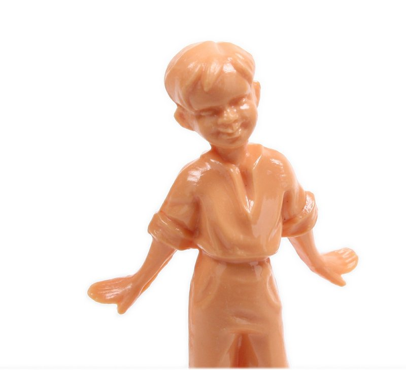 "Dancing Little Boy - 1 3/4"" Tall - Set of 3 - #203-3-087"