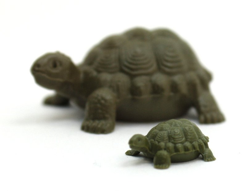 Turtles - Small - 8 pieces - German Imports - 203-9-121