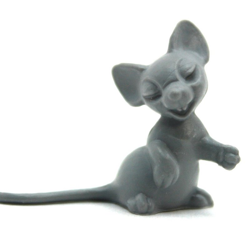 Gray Mouse - Medium - Set of 8 - 203-9-129