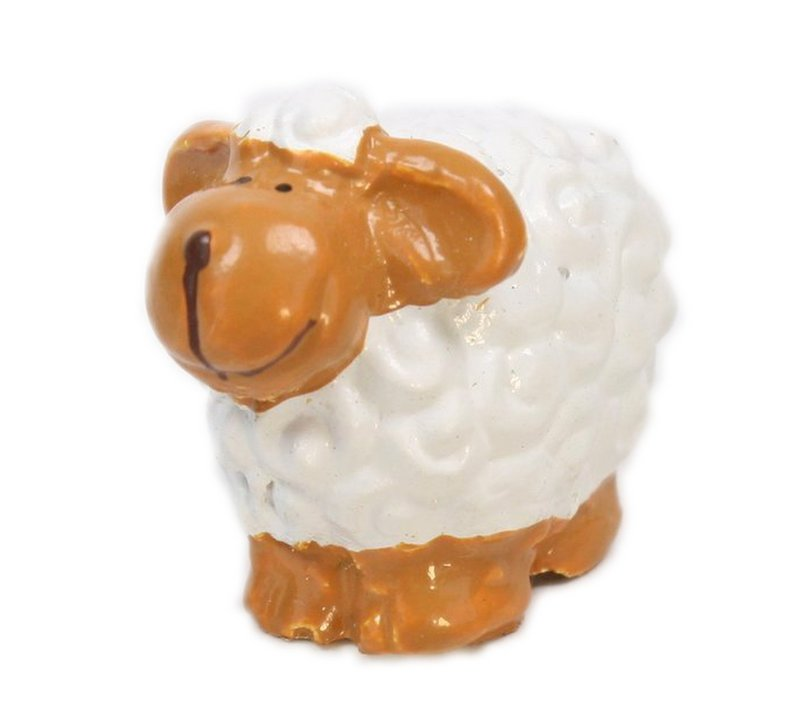 Sheep Lambs - Set of 3 - Dollhouse Minis - 205-0292