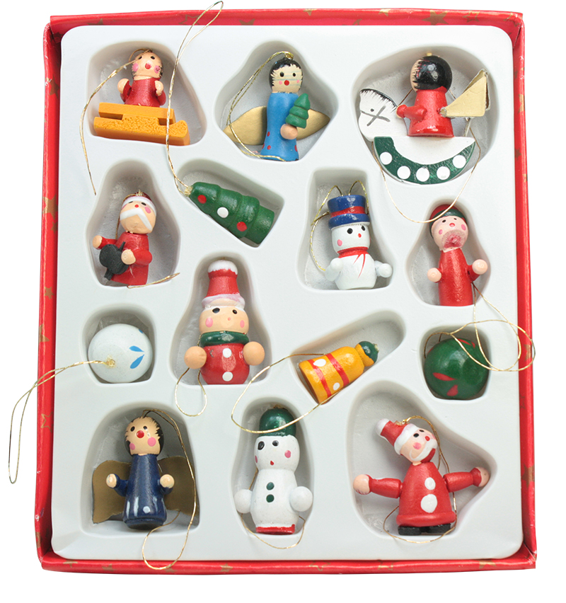 Christmas Set - German - 14 Pieces - 205-6207