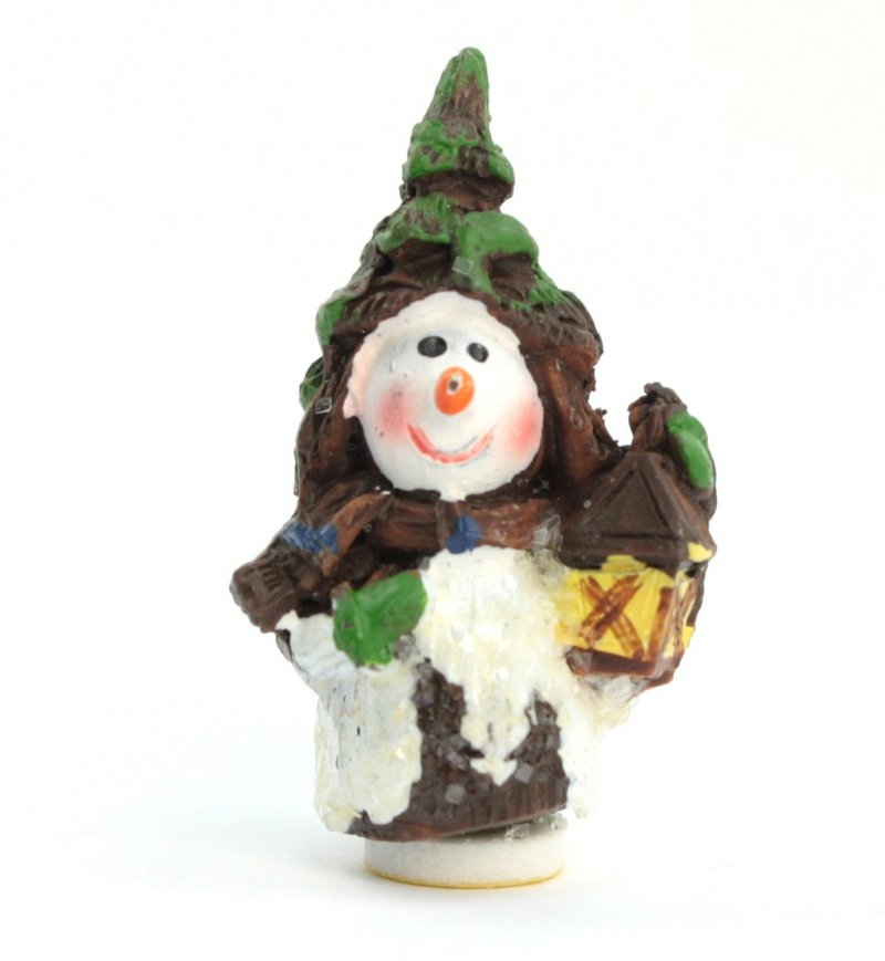 Snowmen - Forest Winter-  Set of 4 - 205-6448