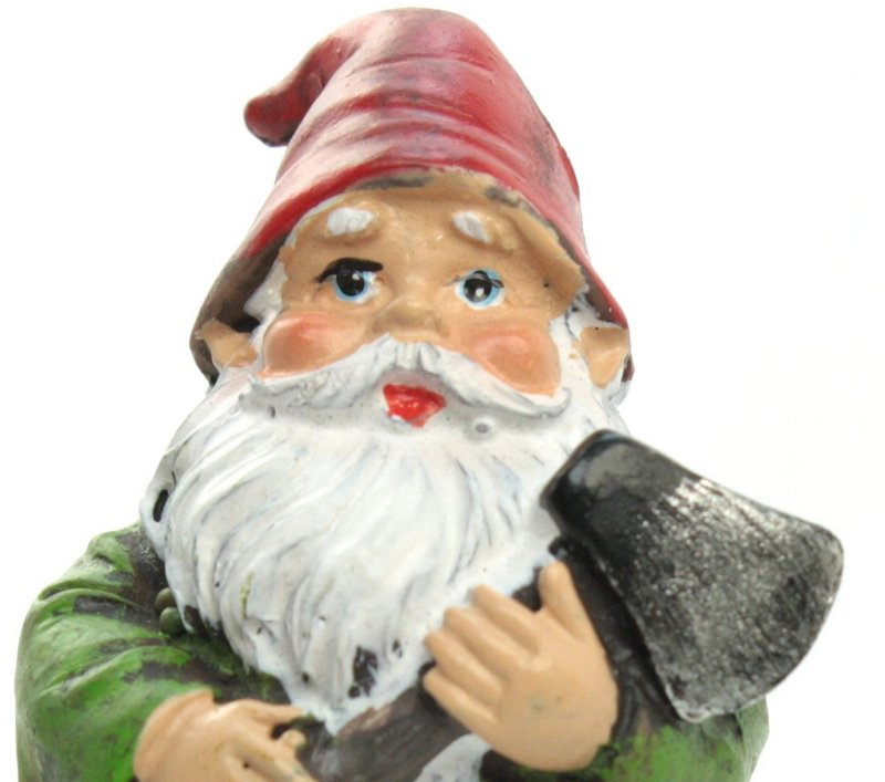 "Gnome - Woodsmen - Forest - 3"" Tall - 207-1011"