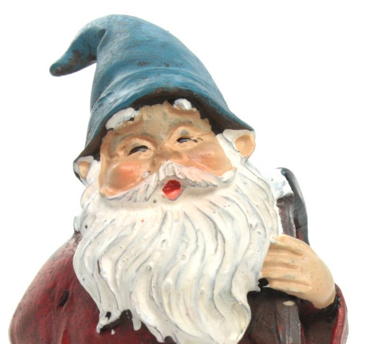 "Gnome - Mountain Miner - 3"" Tall - 207-1012"