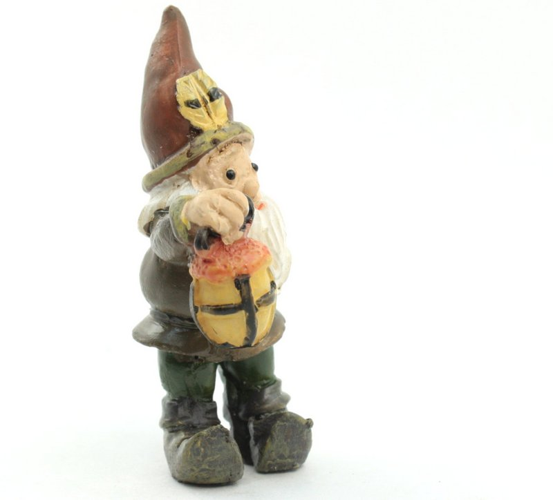 "Forest Gnome Elf - Lantern - 2.5""  - 207-60851"