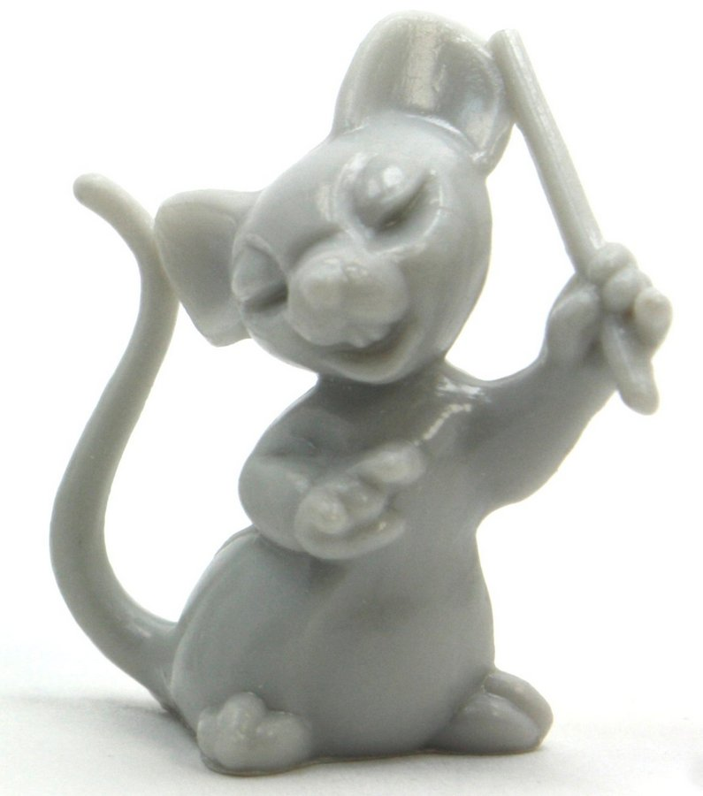 Conductor Mice - Set of 4 - 203-9-131