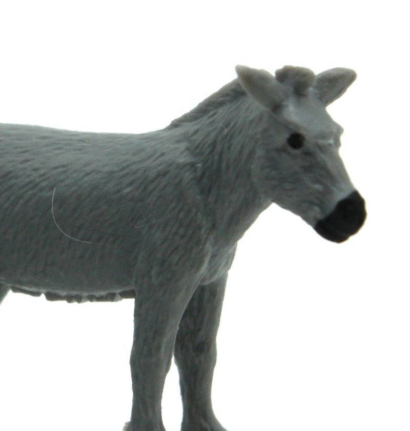"Donkeys  -  Set of 4 - 1"" Tall - 235-2522"