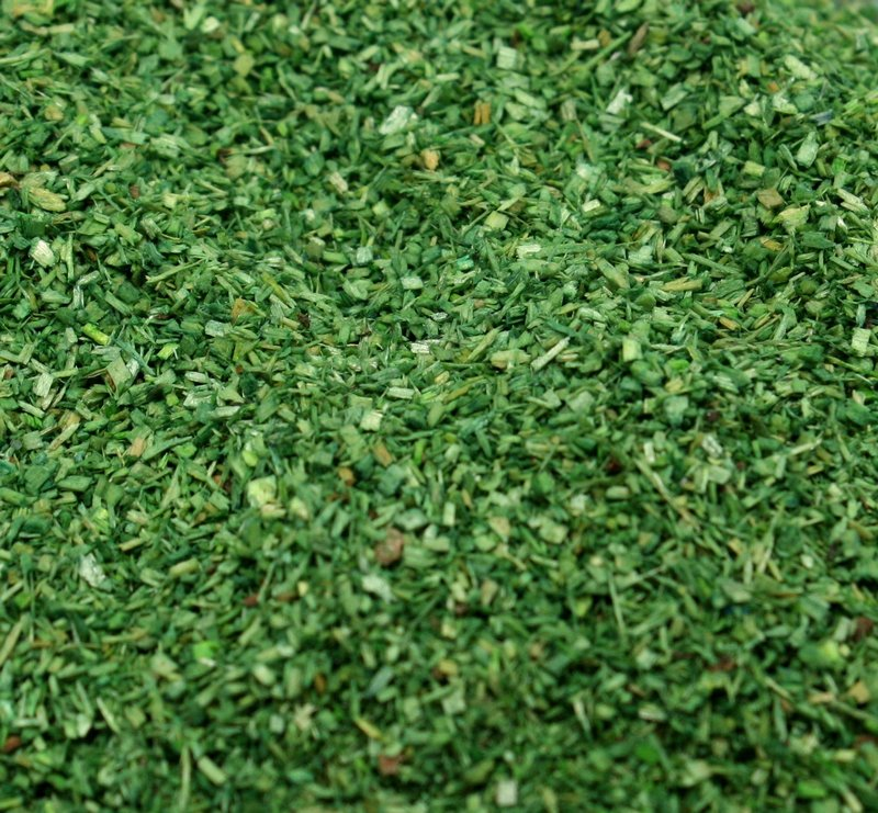 Green (Dark Green) Flakes - 2oz bag - 311-0741