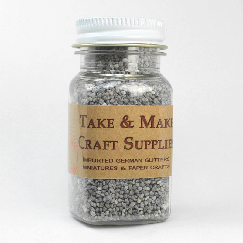 Terra Texture Model Gravel - Gray Blend - 3oz - 311-0761
