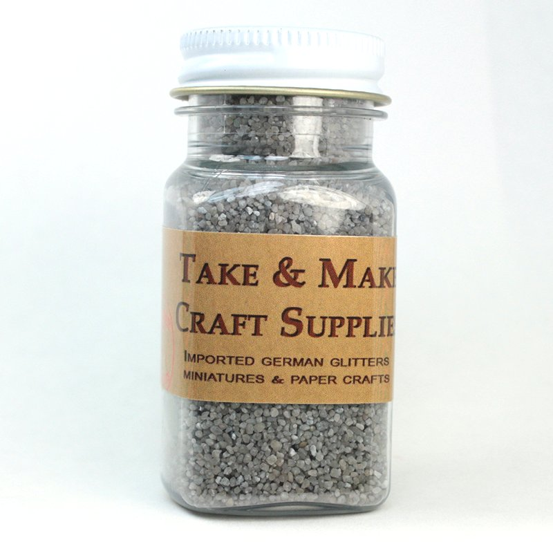 Terra Texture Model Gravel - Coarse Gray  - 3 oz - 311-0802A