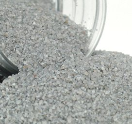 Fairyland  Gravel Flakes - Fine  Gray  - 3 oz - 311-0802