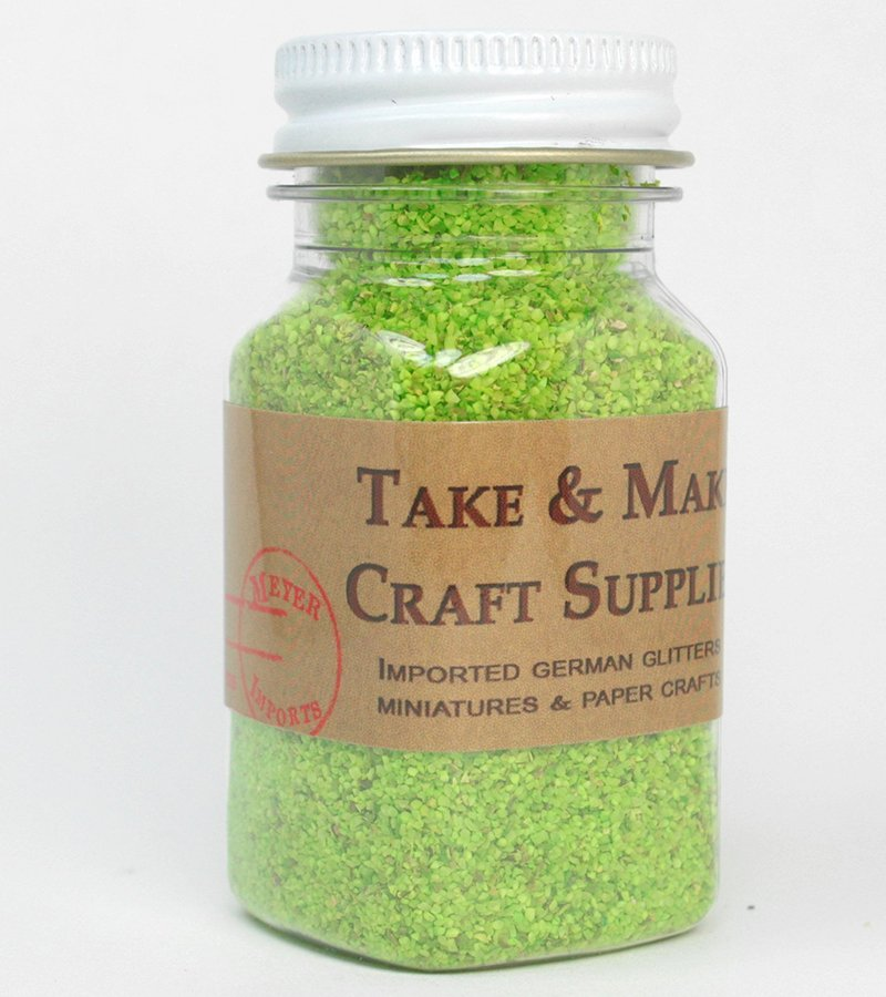 Green Pebbles - Fairyland Gravel 1.5oz  - 311-0804