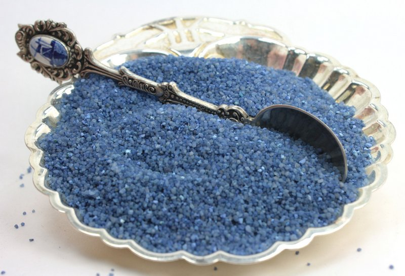 Blue Pebbles - Fairyland Gravel - 3oz  - 311-0805