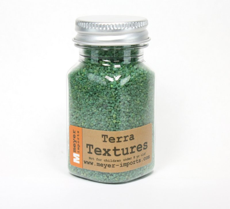 Green Pebbles - Fairyland Gravel 3oz  - 311-0816
