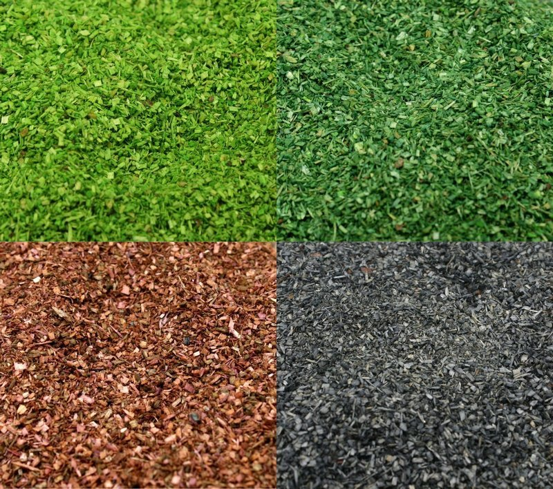 Color Landscaping Natural Flakes - 4 Colors - 6 oz  311-0818