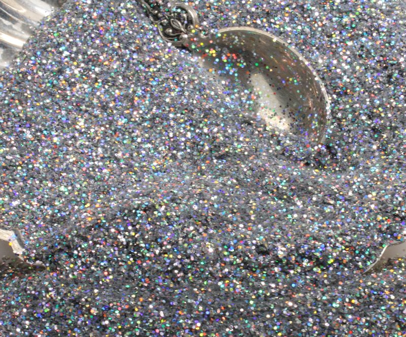 Silver Flitter Flakes - Iridescent Ice Flakes - 311-4002