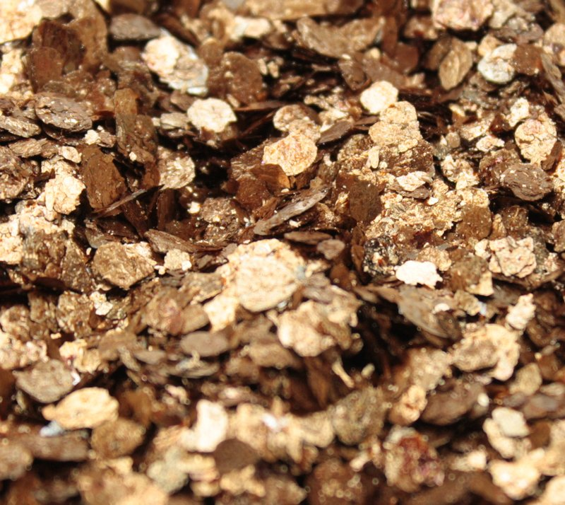 Copper - Natural Mica Flakes - 311-4326