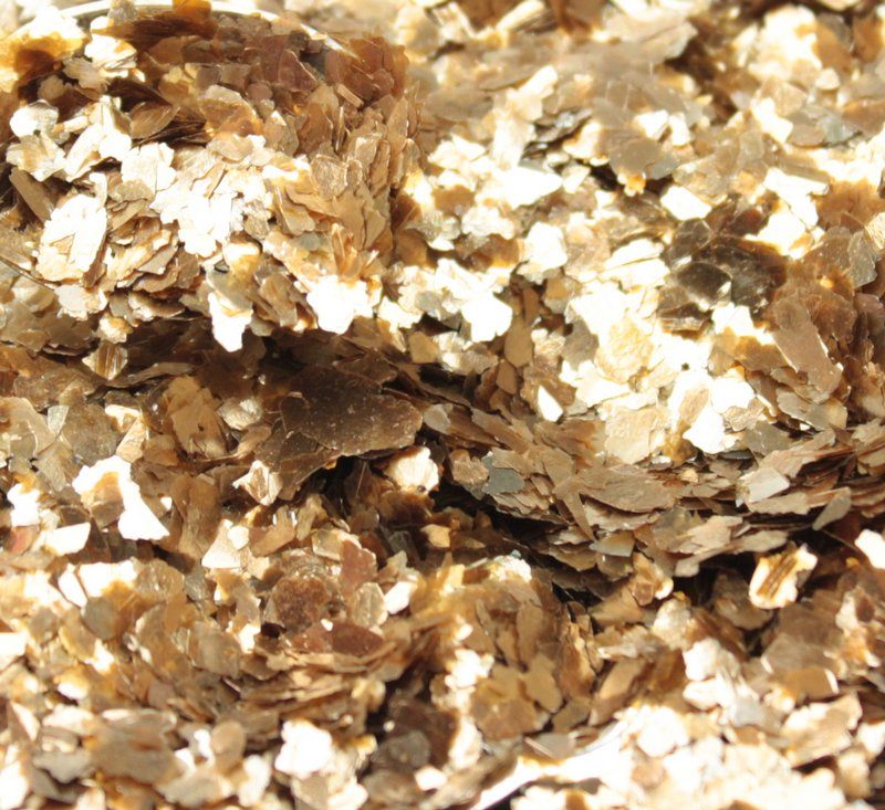 Gold - Small Flake - Natural Mica - #311-4331