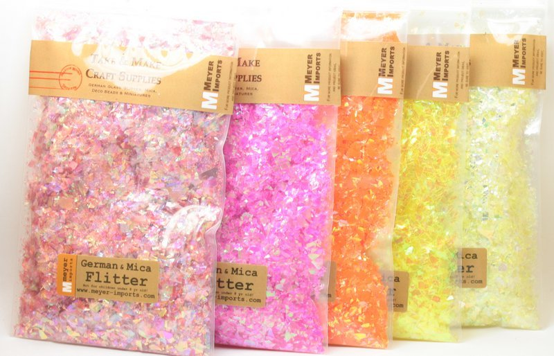 Buttercup - Iridescent Ice Flakes - 311-4339