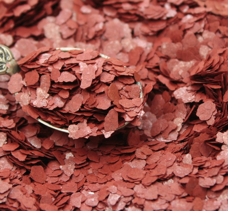 Red - Terracotta - Natural Mica - #311-4358