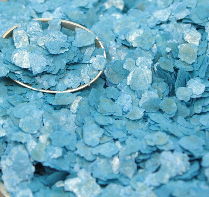 Blue - Light Blue - Natural Mica - 311-4359