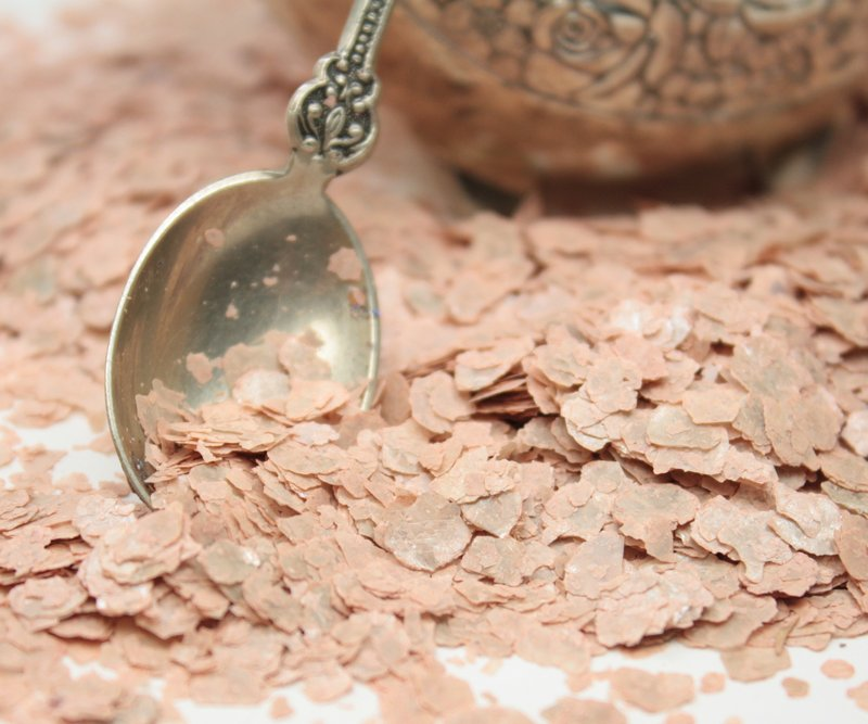 Pink - Light Peach Pink - Natural Mica - #311-4360