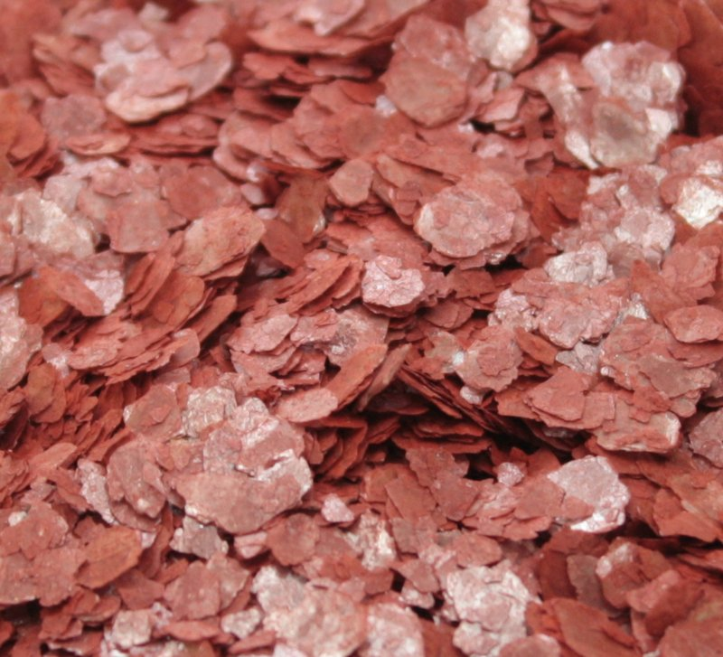 Red - Brick Red - Natural Mica - #311-4361