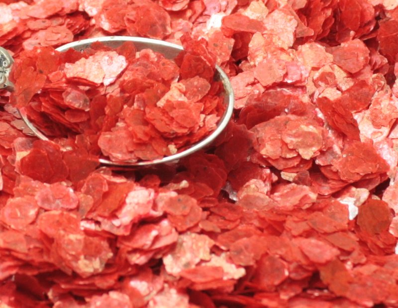 Red - Bright Red - Natural Mica - #311-4367