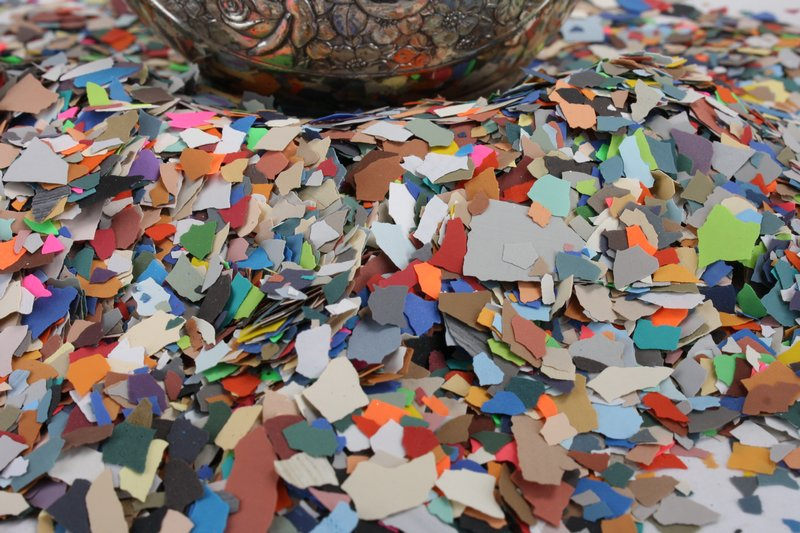 Confetti Flitter - Paint Chip Aggregate - #311-4370