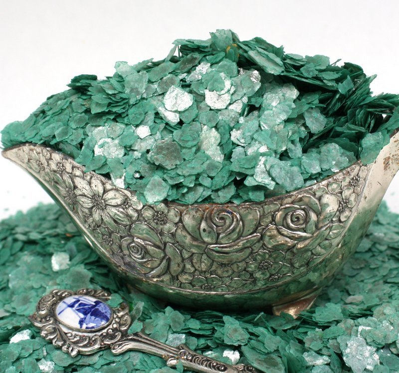 Green - Jade Green - Natural Mica - #311-4381
