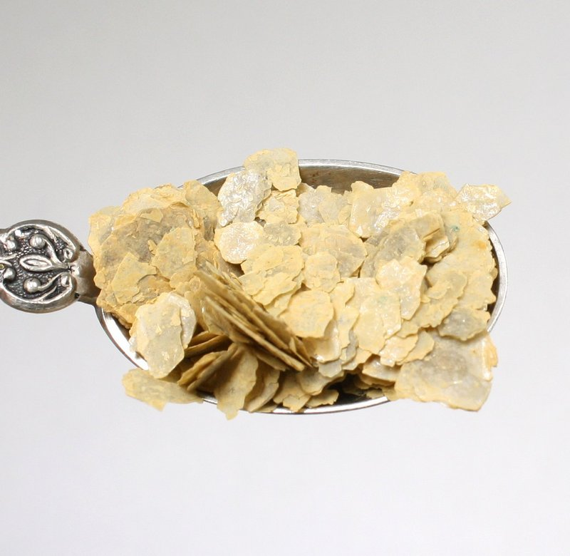 Yellow - Stone Yellow - Natural Mica - #311-4388