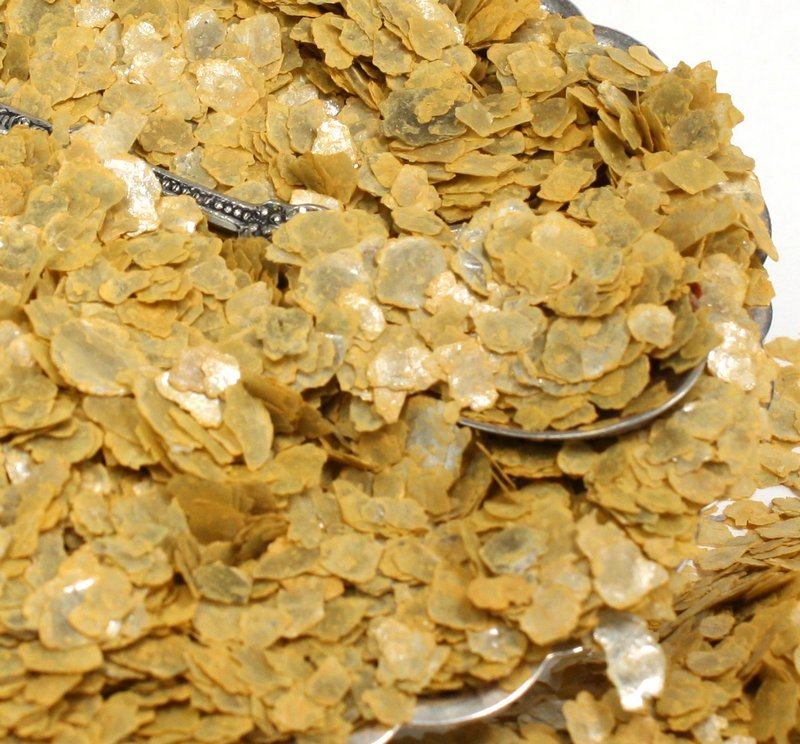Gold - Amber Gold - Natural Mica - 311-4391