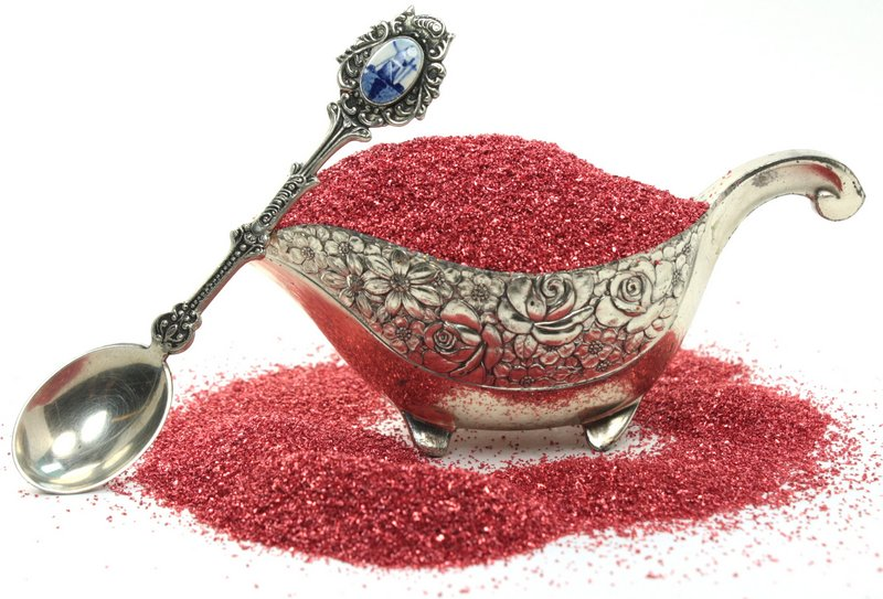 Rose Glass Glitter - 311-9-222