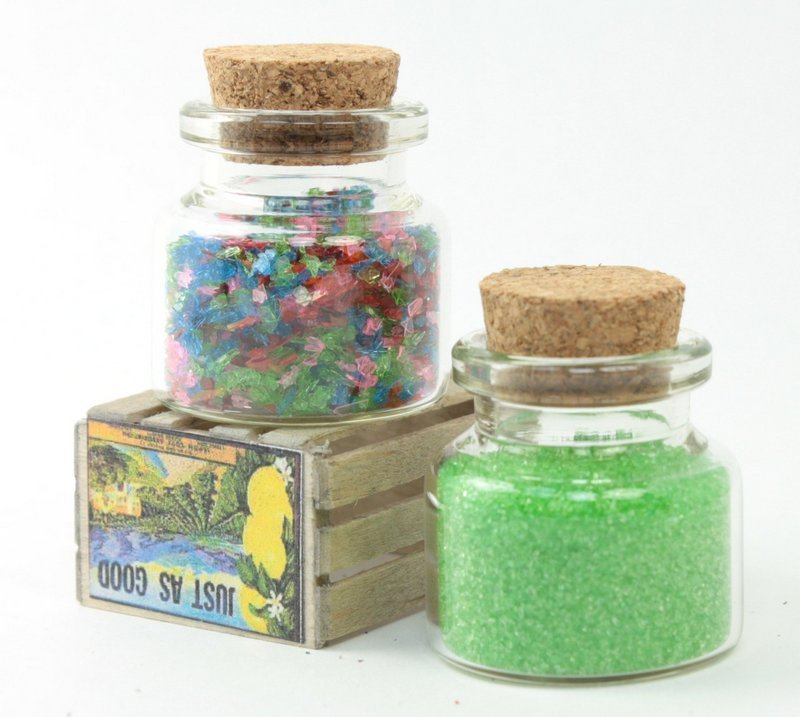Glitter Crystal Sample Set - 311-M-0611
